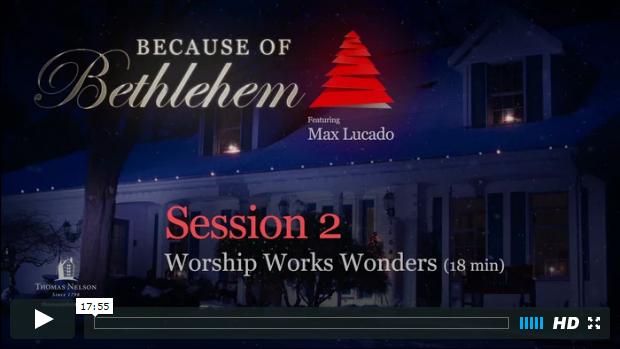 Session 2 - Worship Works Wonders
