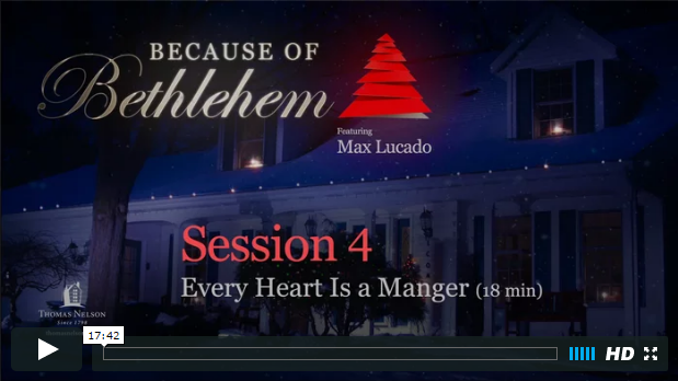 Session 4 - Every Heart is a Manger