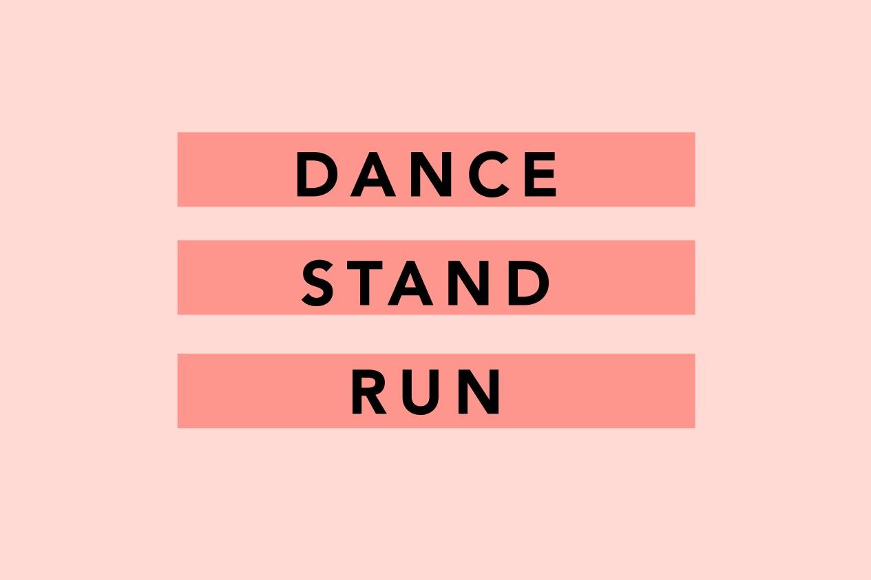 Dance Stand Run Session 4 Study Gateway Video Bible