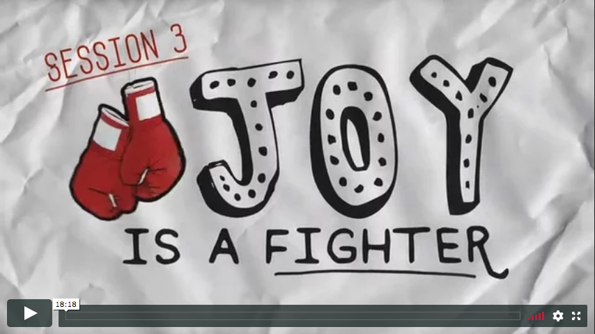 Session 3 - Joy is a Fighter