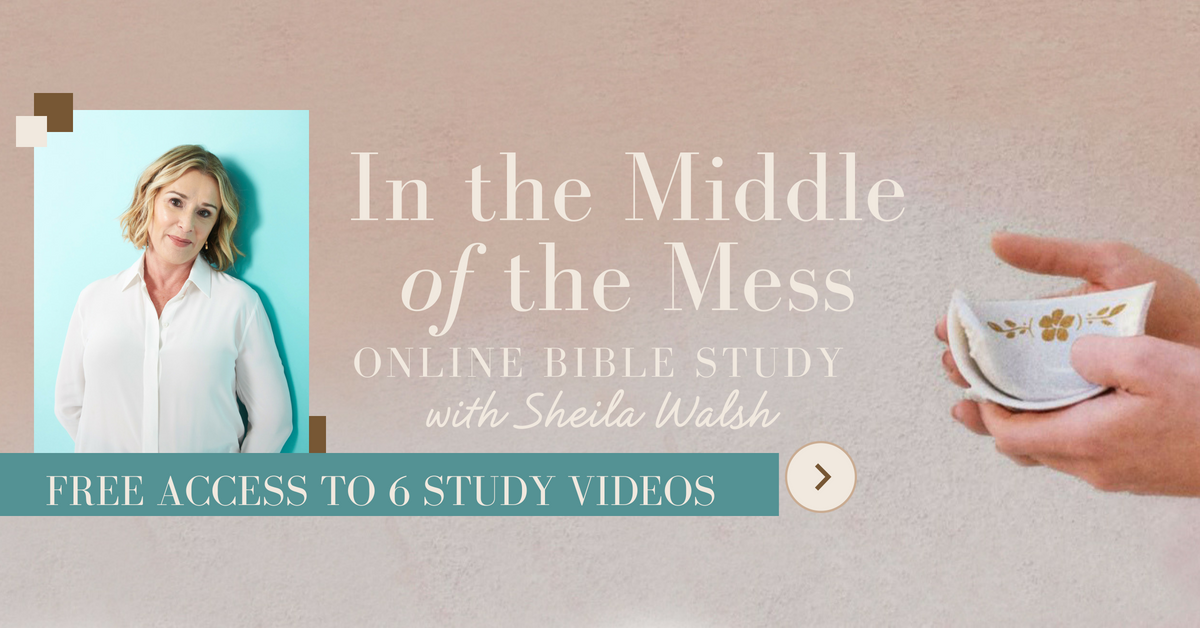 In the Middle of the Mess Online Bible Study — StudyGateway