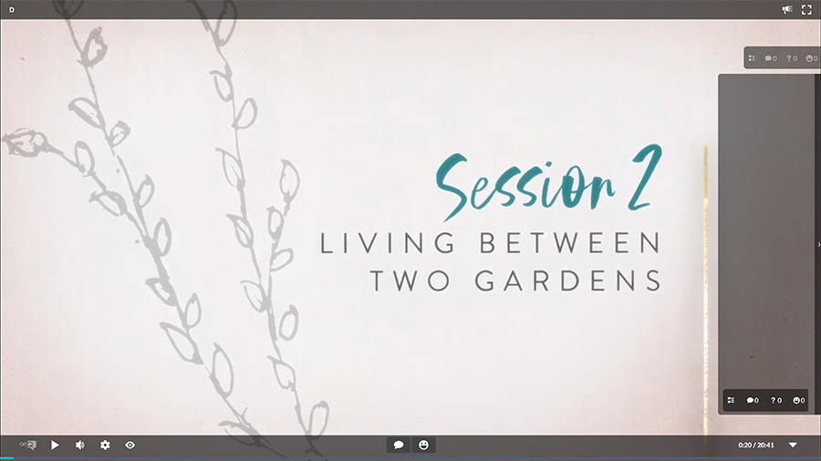 Session 2 - Living Between Two Gardens