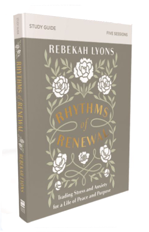 Rhythms of Renewal Study Guide