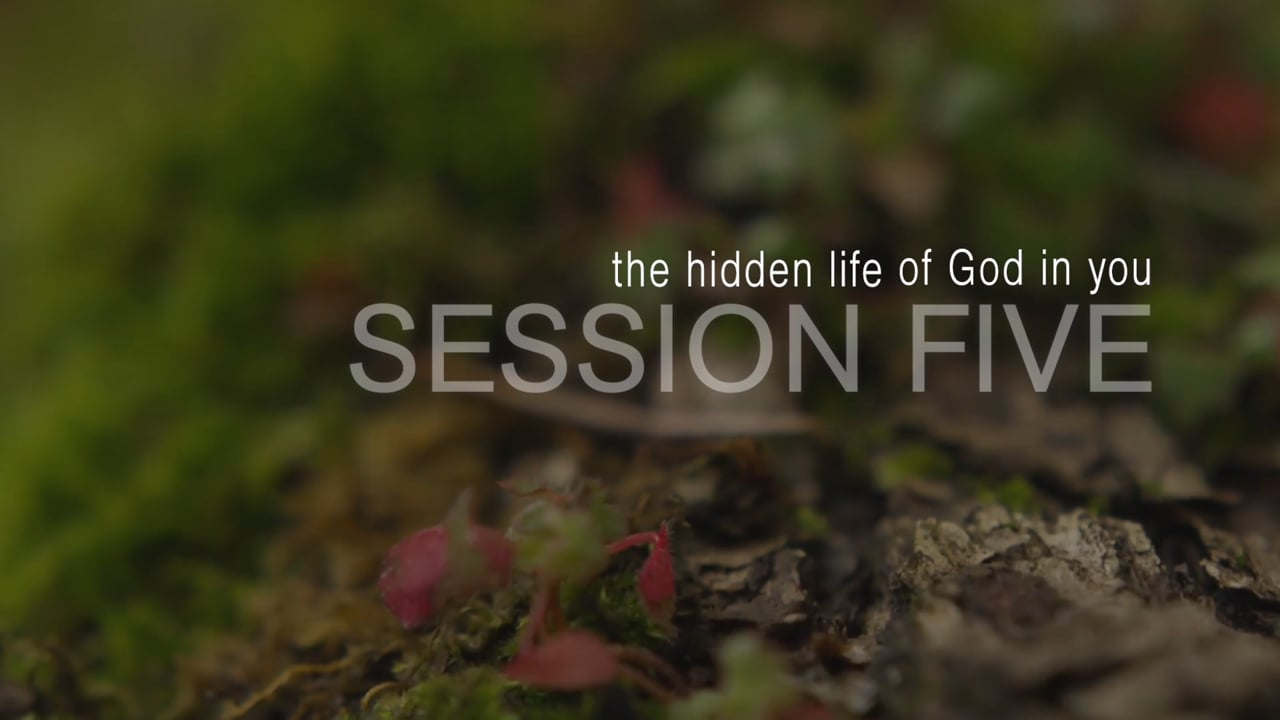 Get Your Life Back Session Five