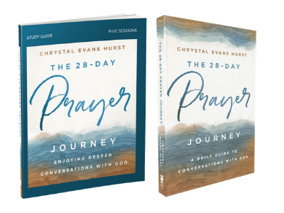 28 Day Prayer Journey Study Guide